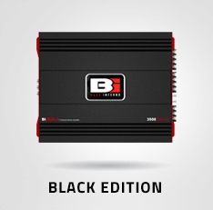 Black Edition Amplifiers