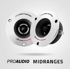 Pro Audio Tweeters